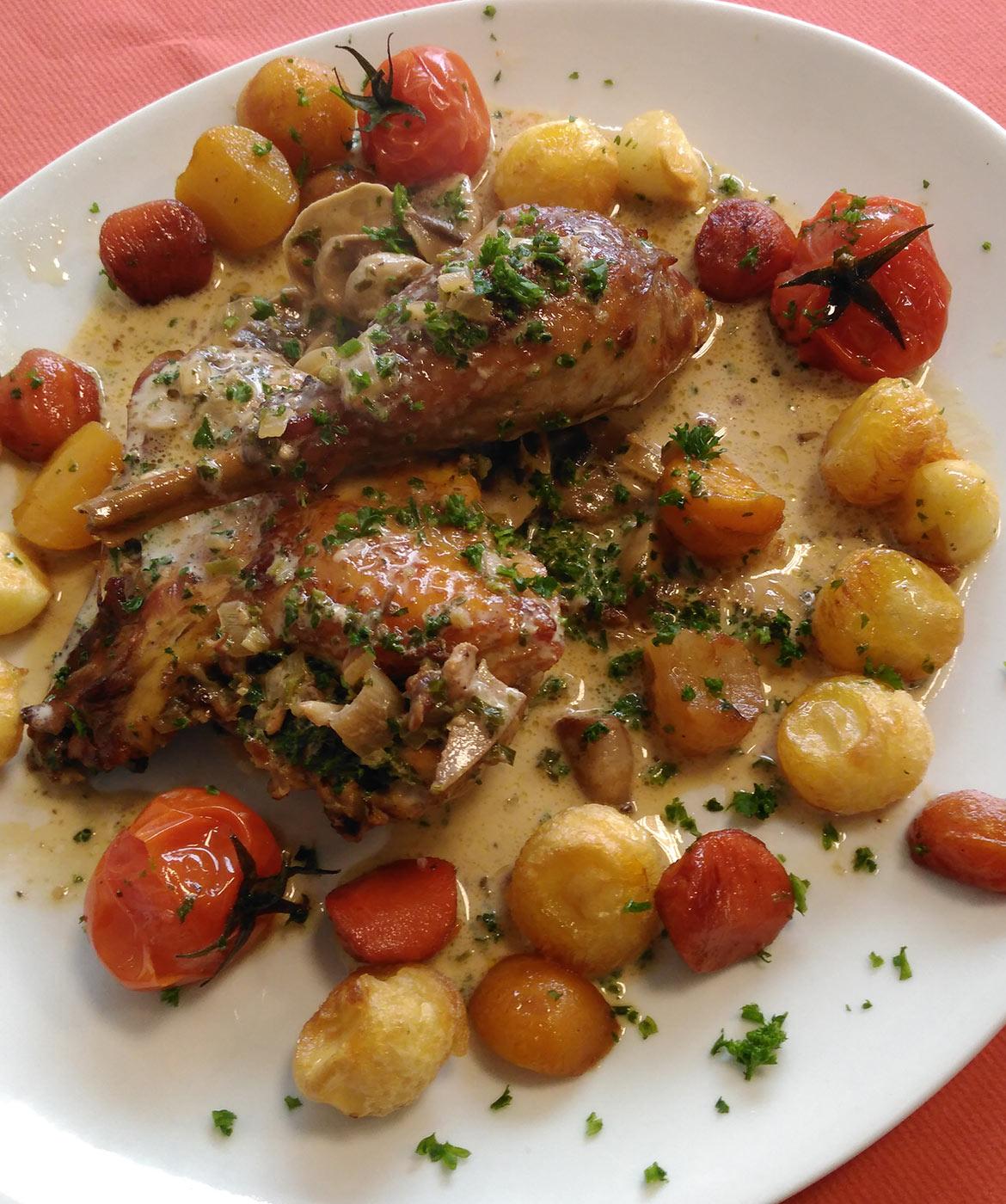 la guénaudière - Restaurant Fougères